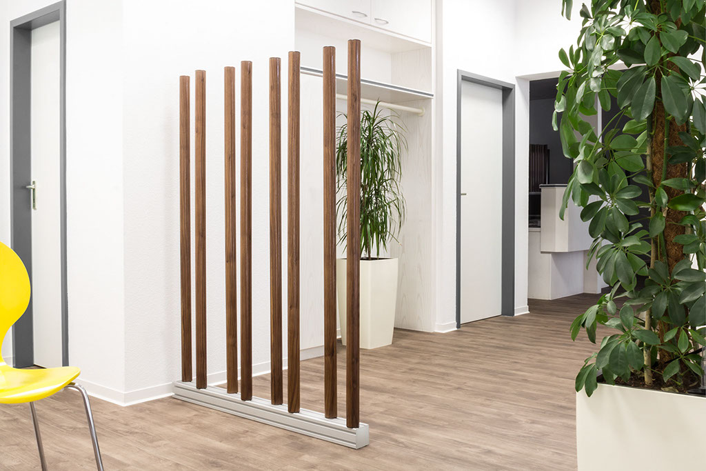 Matthias Miller Interior Design Raumteiler